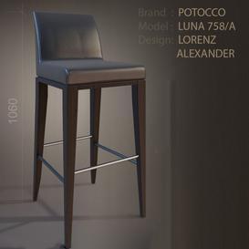 POTOCCO LUNA 758 3d model Download  Buy 3dbrute