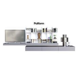 Poliform SINTESI 3d model Download  Buy 3dbrute