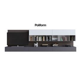 Poliform SINTESI 25 3d model Download  Buy 3dbrute