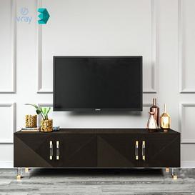sideboard 2 3d model Download  Buy 3dbrute