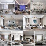 Sofa vol2 2020 3dmodel
