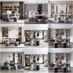 Study room vol2 2020 3dmodel