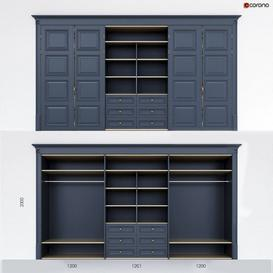 Wardrobe 3d model Download  Buy 3dbrute