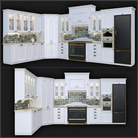 American kitchen REFINED LLC 3d model Download  Buy 3dbrute