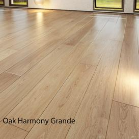 Barlinek Floorboard - Harmony Grande 3d model Download  Buy 3dbrute