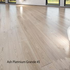 Barlinek Floorboard - Pure Line - Ash Platinium Grande 3d model Download  Buy 3dbrute