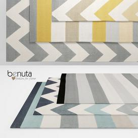 Benuta Dessert Rugs 3d model Download  Buy 3dbrute