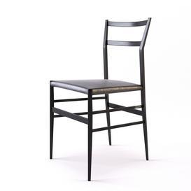 Cassina 699 Chair 3d model Download  Buy 3dbrute