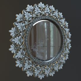 classic mirror 3d model Download  Buy 3dbrute