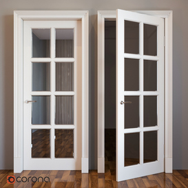 Classic wooden door32 3d model Download  Buy 3dbrute
