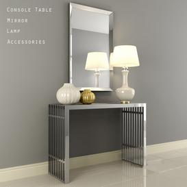 Console Table 3d model Download  Buy 3dbrute