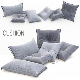 Cushion 3d model Download  Buy 3dbrute