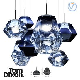 Cut Pendant Smoke Tom Dixon 3d model Download  Buy 3dbrute