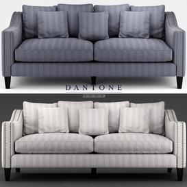 dantonehome lion sofa 3d model Download  Buy 3dbrute