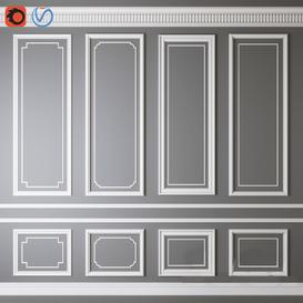 Moulding 9 3d model Download  Buy 3dbrute
