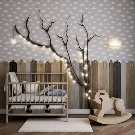 Decor for the nursery 3d model Download  Buy 3dbrute