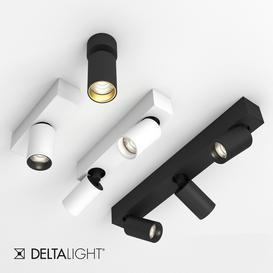 Delta Light MIDISPY ON 3d model Download  Buy 3dbrute