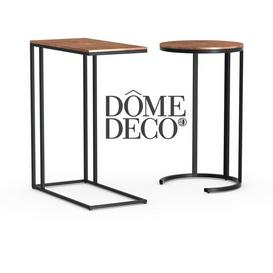 Dome deco coffee table set8 3d model Download  Buy 3dbrute