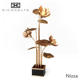 Eichholtz Table Lamp Nizza 3d model Download  Buy 3dbrute