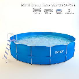 Frame pool Intex 3d model Download  Buy 3dbrute