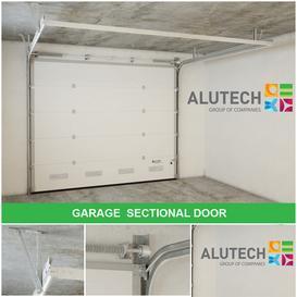 Garage sectional door 3d model Download  Buy 3dbrute