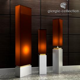 Giorgio Collection   City LAMP 2 3d model Download  Buy 3dbrute