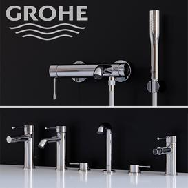 Grohe Essence New 3d model Download  Buy 3dbrute
