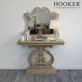 hooker Solana console 3d model Download  Buy 3dbrute