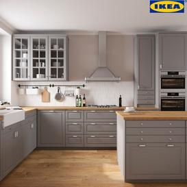 IKEA BODBYN 3d model Download  Buy 3dbrute