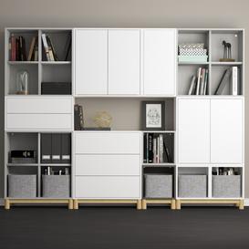 Ikea eket 3d model Download  Buy 3dbrute