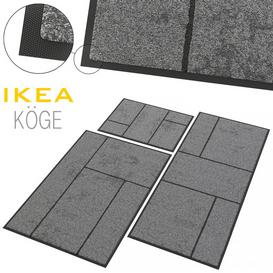 IKEA KÖGE 3d model Download  Buy 3dbrute