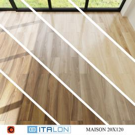 ITALON-MAISON 20x120 3d model Download  Buy 3dbrute