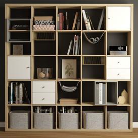 Kallax Ikea 3d model Download  Buy 3dbrute