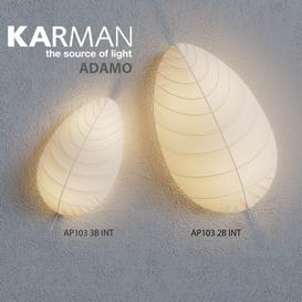 Karman - ADAMO 3d model Download  Buy 3dbrute