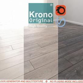 Krono-Floordreams-Vario 3d model Download  Buy 3dbrute