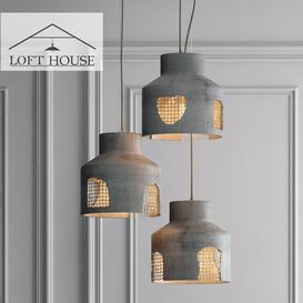 LOFT HOUSE P-186 3d model Download  Buy 3dbrute