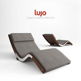 Lugo Lounger 3d model Download  Buy 3dbrute