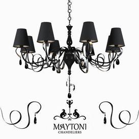 Maytoni ARM010-08-R 3d model Download  Buy 3dbrute