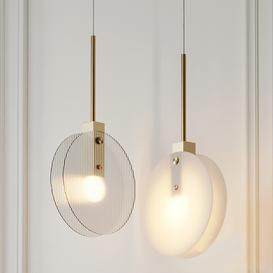 Nebulae Pendant Lamp by Ross Gardman 3d model Download  Buy 3dbrute