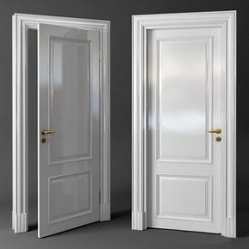 Painted Door 3d model Download  Buy 3dbrute