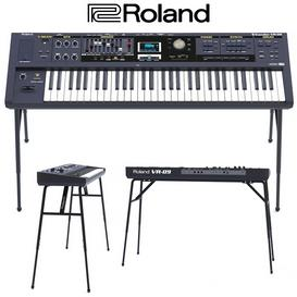 Roland VR-09 3d model Download  Buy 3dbrute
