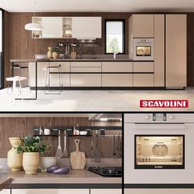Scavolini LiberaMente 3d model Download  Buy 3dbrute