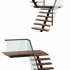 Staircase 3d model Download  Buy 3dbrute