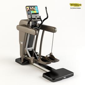 TechnoGym Artis Vario 3d model Download  Buy 3dbrute