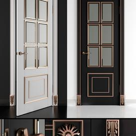 Verona Door 3d model Download  Buy 3dbrute