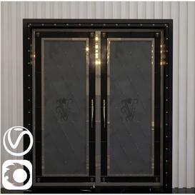 visionnaire DOOR 3d model Download  Buy 3dbrute