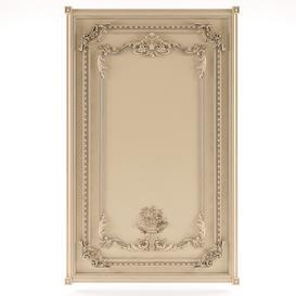 Wall Panels 3d model Download  Buy 3dbrute