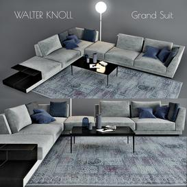 Walter Knoll Grand Suite 3d model Download  Buy 3dbrute