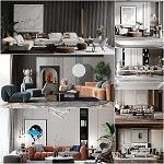 Sofa vol3 2020 3dmodel