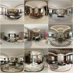 Home improvement panorama